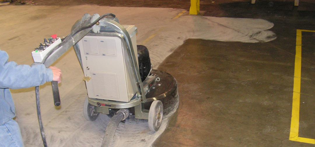 Concrete grinding Byron Bay Keane Concrete Polishing